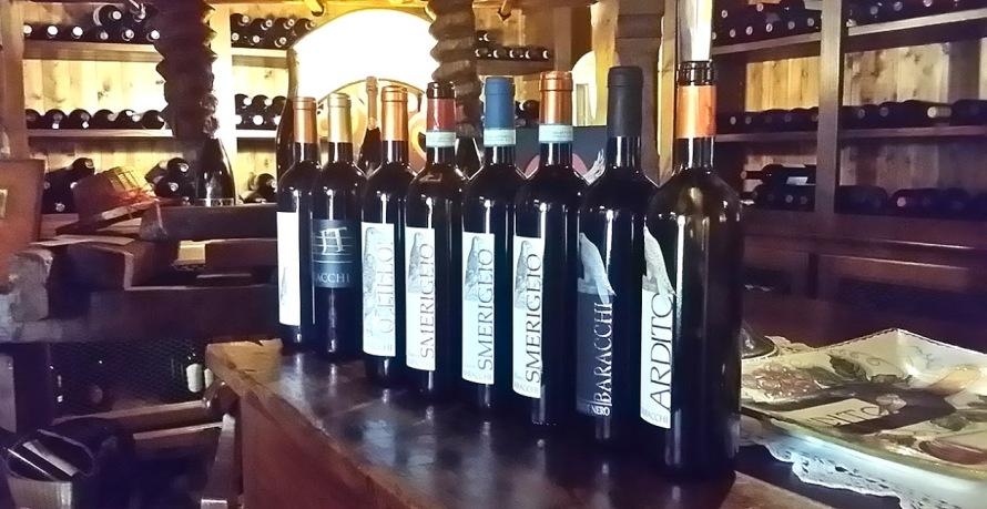 baracchi wine