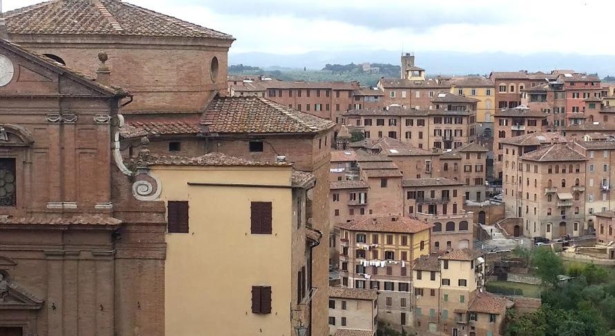 Rooftops... Siena