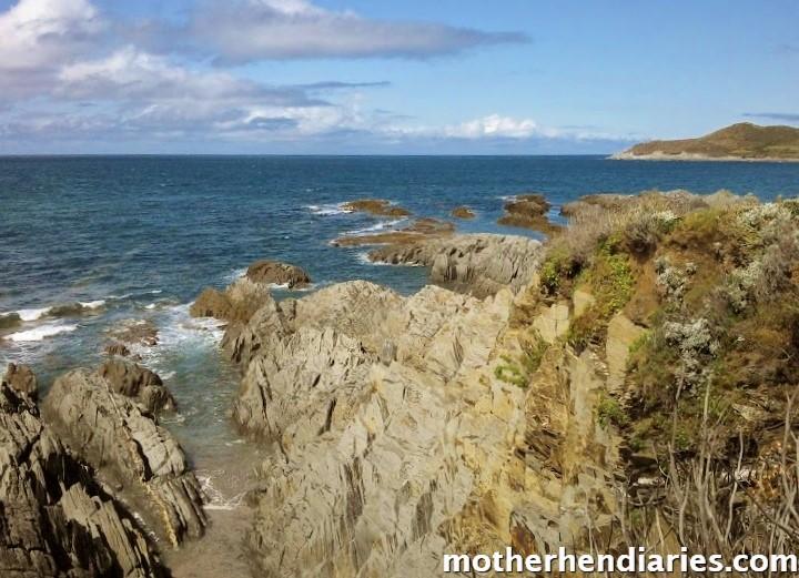 coastal walk 2 Woolacombe