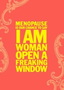 menopause window
