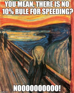 speeding meme