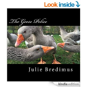 geese police book cover