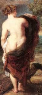 rubens woman