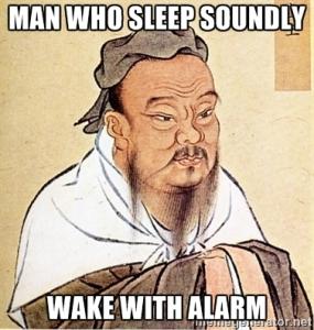 my confucius meme